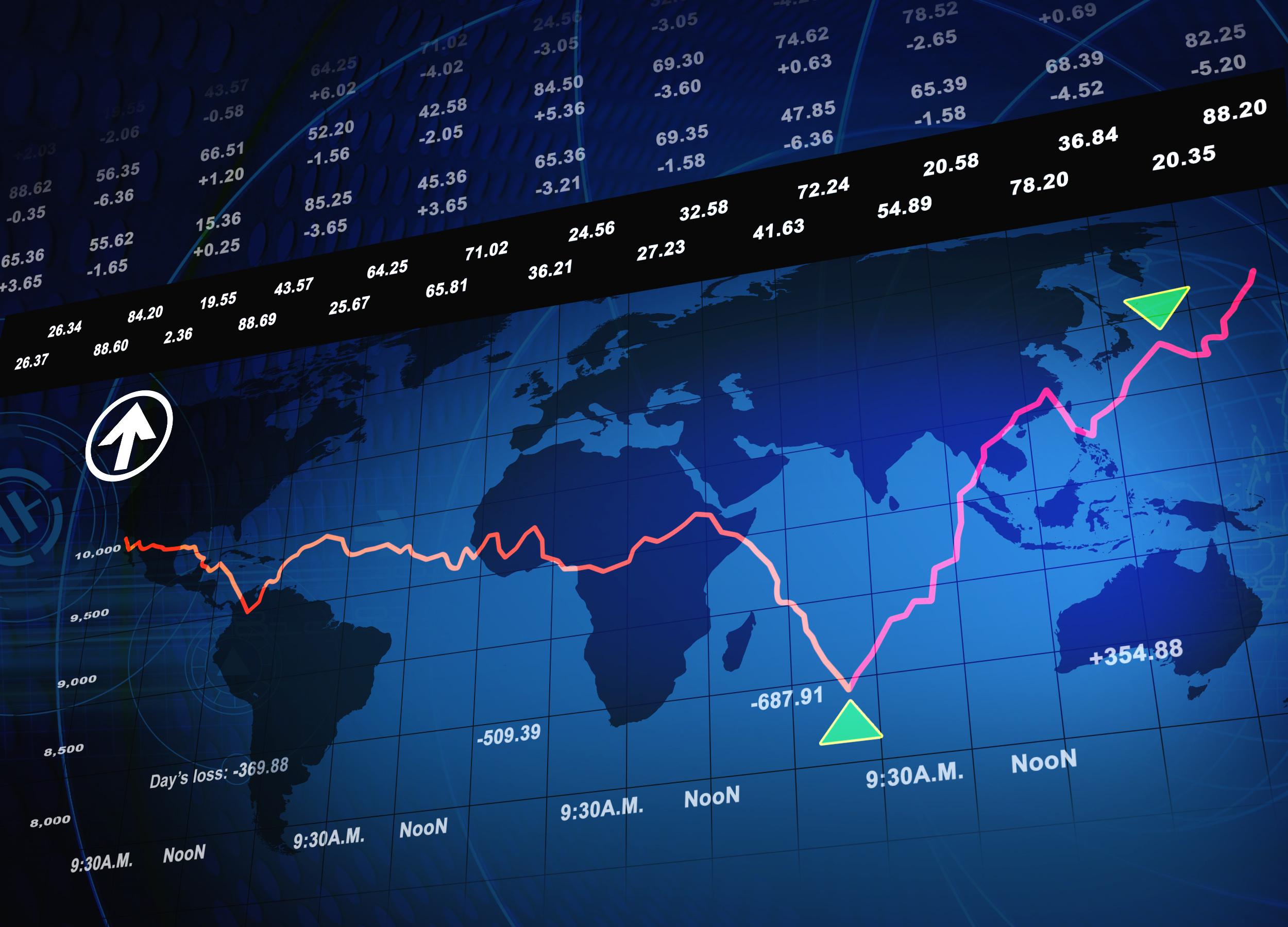 Hausse de 10 % des actions européennes avant la fin de l'été ?