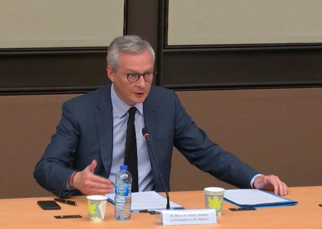 Le plan d'urgence économique porté à 110 milliards d'euros